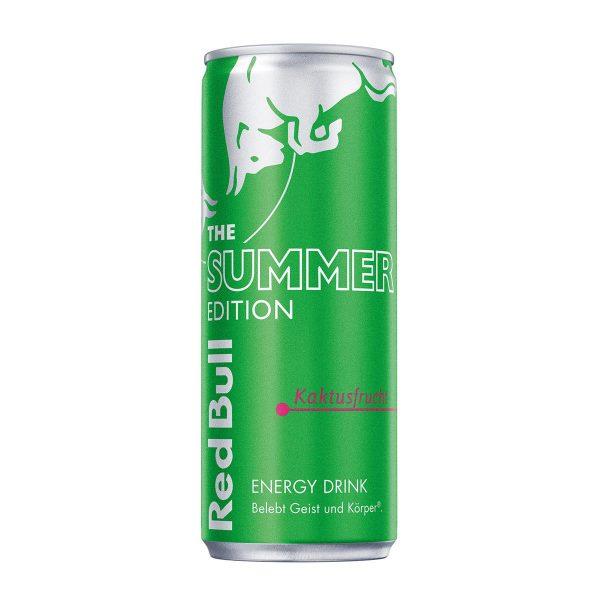 Red Bull Energy Drink Summer Edition Kaktusfrucht 1