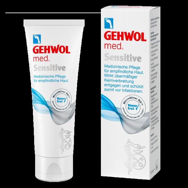 Gehwol med. Sensitive Creme 1