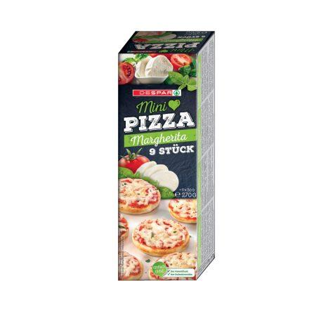 Mini Pizza Margherita 1
