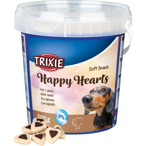 Soft Snack Happy Hearts 500g 1
