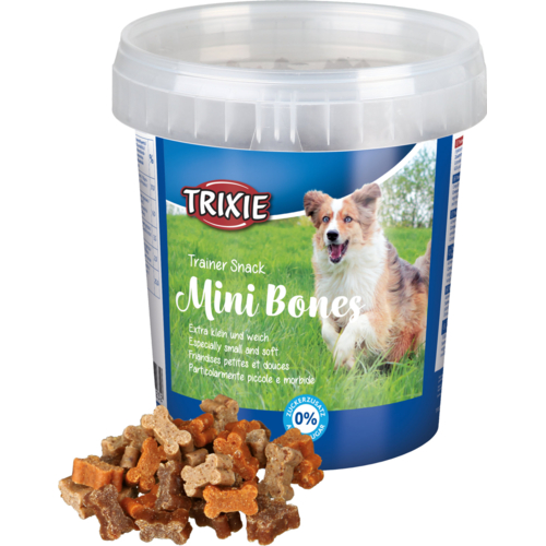 Trainer Snack Mini Bones 500g 1