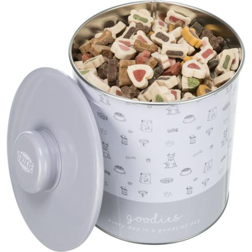 Soft Snack mit Metalldose 1kg 1