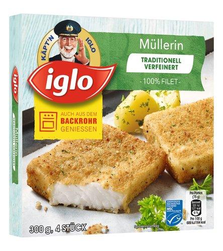 Iglo Polardorsch oder Scholle   2 Packungen 1