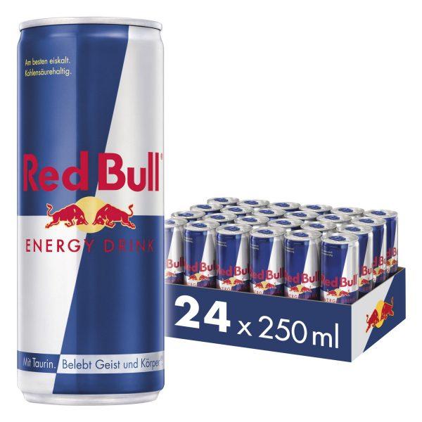 24x Red Bull Dose 0,25l 1