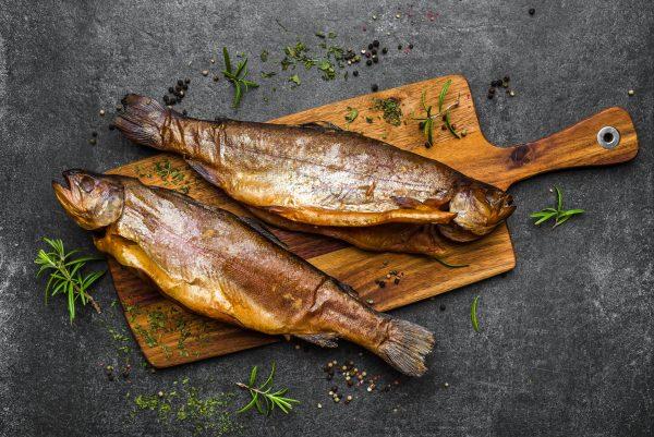 Geräucherter Fisch aus Straßburg 1
