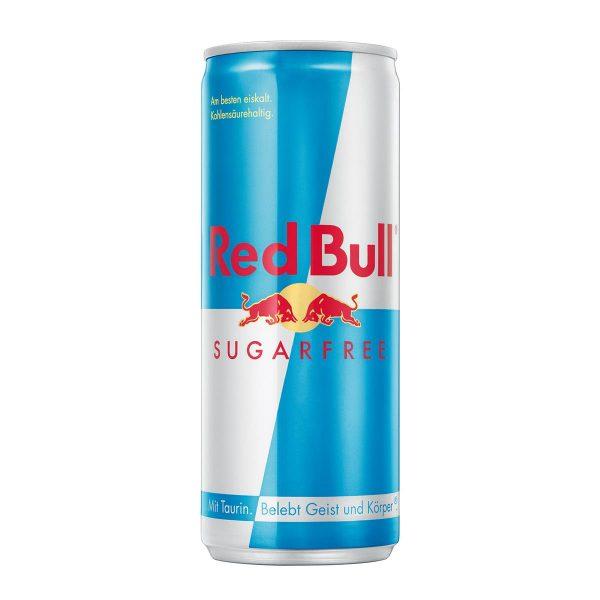 RED BULL Sugarfree DOSE 0,25L 1
