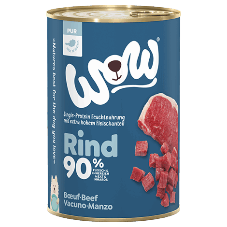 WOW Rind Pur 400g 1